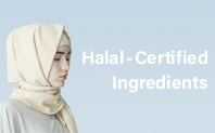Halal - Certified Ingredients